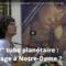 Hommage de Pauline & Yann Destal (ex Modjo) à Notre Dame sur Youtube le 13 octobre